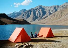 Chandratal Trek (Himachal)