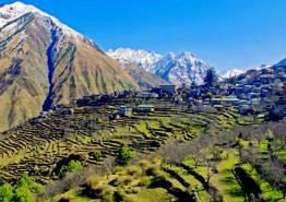 Top Hills of Himachal
