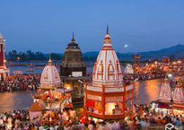Tour to Haridwar & Rishikesh