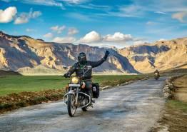 Bike Tour – Manali to Spiti