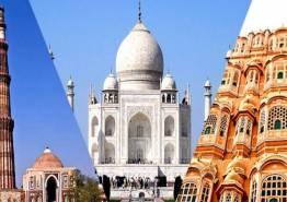 Golden Triangle with Pushkar